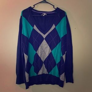 Long sleeve old navy sweater.